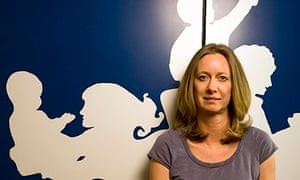 Justine Roberts CEO of Mumsnet