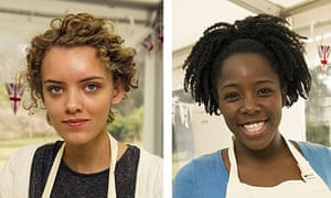 Ruby Tandoh and Kimberley Wilson