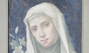 Saint Catherine of Siena by Fra Bartolomeo