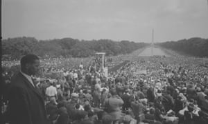 Civil Rights Movement: The March on Washington, 1963.