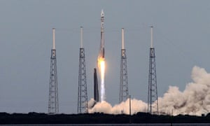 Nasa's Maven spacecraft