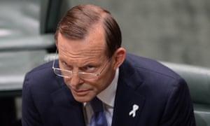 Tony Abbott: no apology.