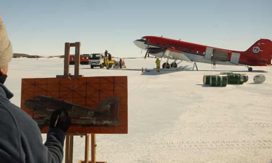 John Kelly Antarctica