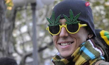 Global Marijuana Day in Montevideo
