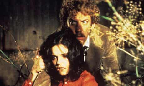 Donald Sutherland with Brooke Adams in Invasion Of The Body Snatchers