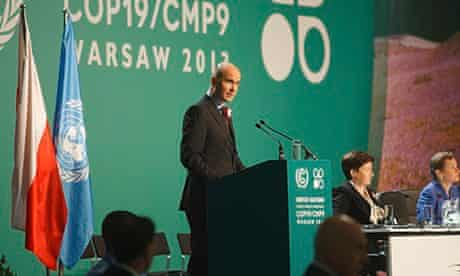 Climate Conference Warsaw: Qatar gives COP-Presidency to Poland