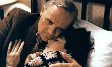Anthony Hopkins and Debra Winger in the 1993 film Shadowlands