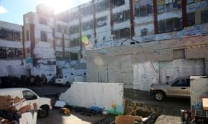 5 pointz loading dock