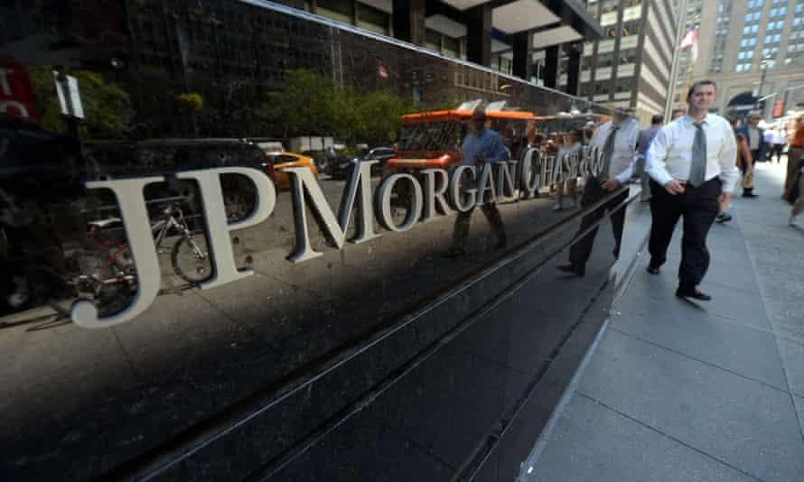JP Morgan.