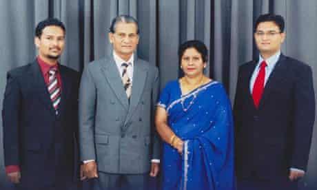 Peiris family