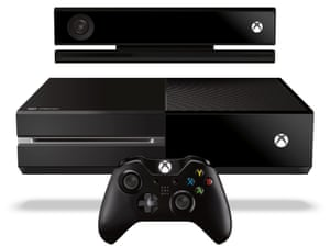 The Xbox One is going head-to-head with Sony's PlayStation 4. (AP Photo/Microsoft)