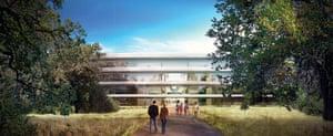 New Apple headquarters 3