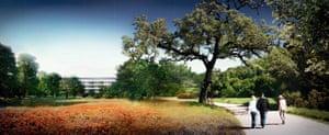 New Apple headquarters 4