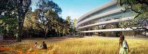 New Apple headquarters 5