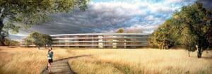 New Apple headquarters 6