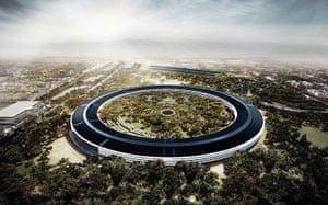 New Apple headquarters: New Apple headquarters