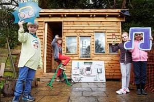 Inspiring classrooms 2: Inspiring teaching spaces: Horniman radio hut