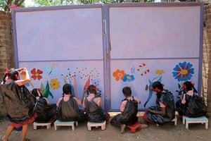 Inspiring classrooms 2: Inspiring teaching spaces: Udavi Gentillesse School