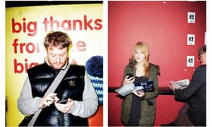 Pete Cashmore and Holly Armstrong