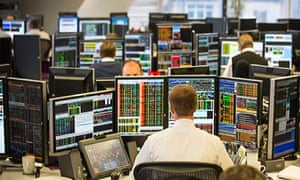 The rise of money trading has made our economy all mud and