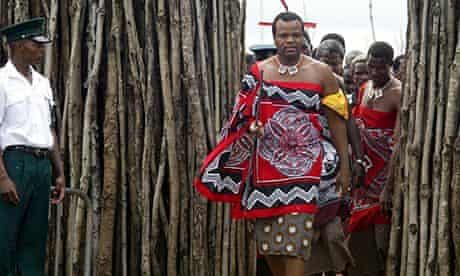 mswati maurice