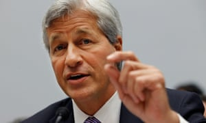 Will Jamie Dimon stay on as JP Morgan CEO?