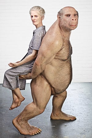 Melbourne Now: The Carrier (2012) Patricia Piccinini