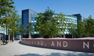 Legacy linchpin? … Chobham Academy school in east London's Olympic village will eventually be home over 2,000 3–19 year olds.