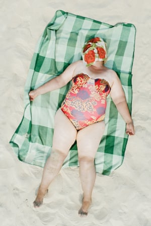 Photographer Tadao Cern spent a weekend photographing men and women as they slept on an unnamed public beach in Lithuania. The project, titled 'Comfort Zone', aims to explore how different surroundings can affect people's behaviour and inhibitions.