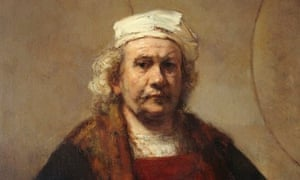Rembrandt self-portrait from Kenwood House