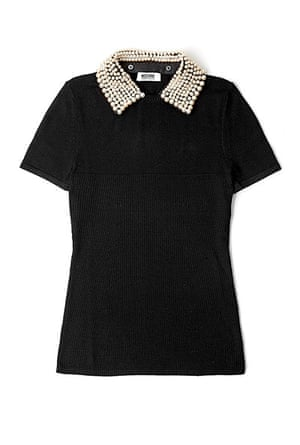 Embellished knitwear:: Embellished knitwear: key fashion trends of the season – in pictures