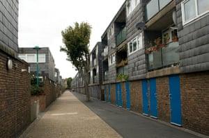 Readers' 10: Blenheim Gardens housing estate, Brixton