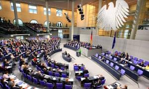 NSA debate Germany
