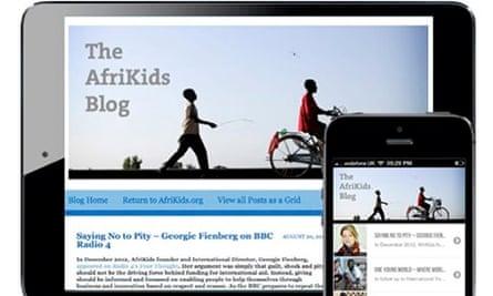Afrikids blog