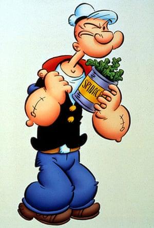 10 best: Popeye
