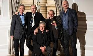 Monty Python Reunion Announcement