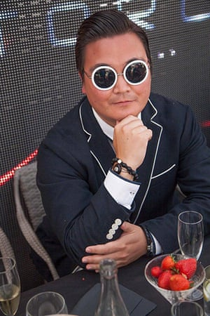 A to Z: Psy at Cannes