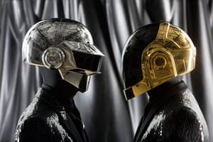 A to Z: Daft Punk