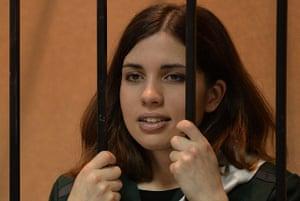 A to Z: Nadezhda Tolokonnikova of Pussy Riot