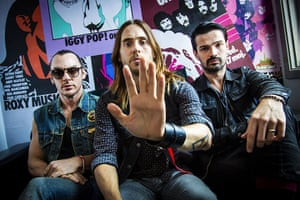 A to Z: 30 Seconds To Mars in Sweden