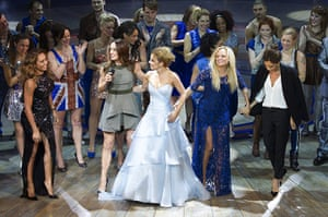A to Z: 'Viva Forever!' musical press night