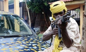 Seleka fighter Central African Republic
