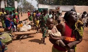 Bossangoa Central African Republic