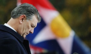 A moment's pause for Dallas mayor Mike Rawlings.