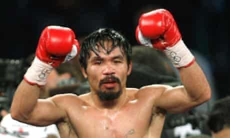Manny Pacquiao beat Brandon Rios by unanimous - and overwhelming - points decision in Macau