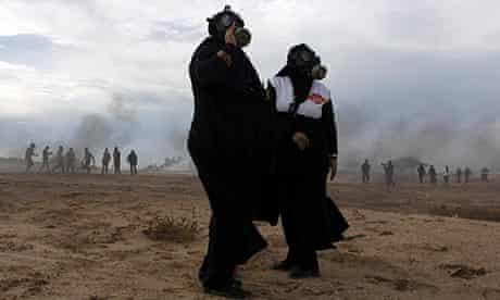 Basij militia members, Bushehr, Iran 20/11/13