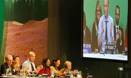 UN climate change talks in Warsaw