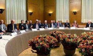 Iran nuclear talks