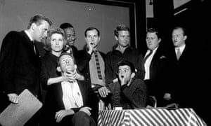 Cast of That Was The Week That Was in 1963