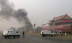 islamist group claims responsibility attack tiananmen square beijing china
